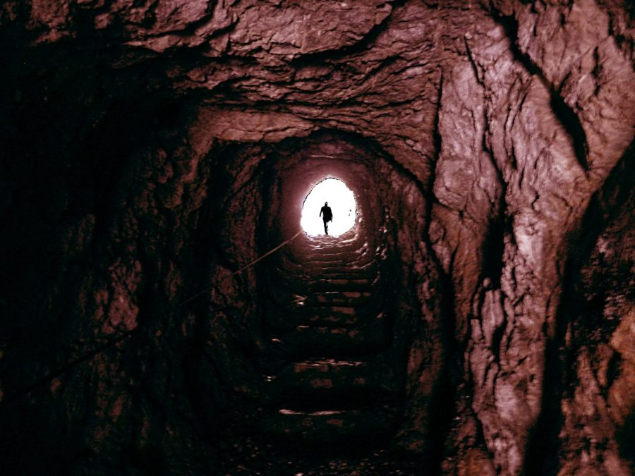 Tolmin Gorge Cave, Tolmin, Slovenia