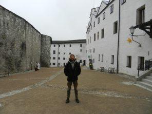 Hohensalzburg Fortress Courtyard, Salzburg