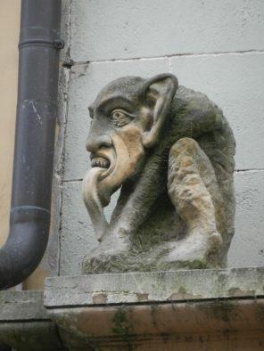 Gargoyle, Bratislava, Slovakia