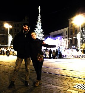 Christmas Eve and Tales of Brno