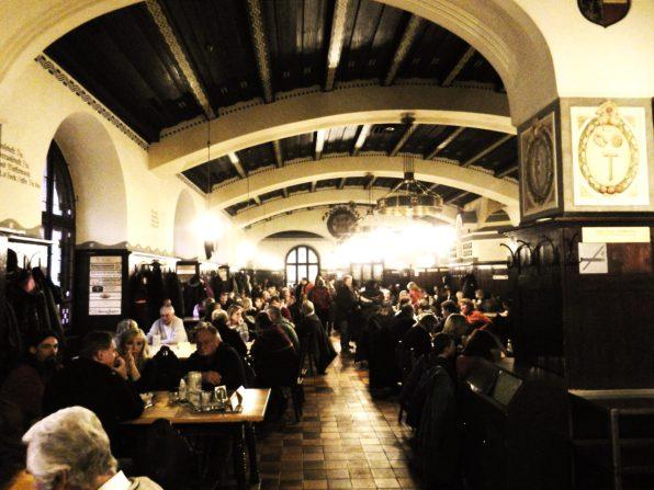Augustinerbrau Beer Hall, Salzburg