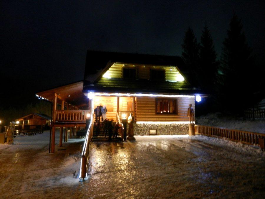 Ski Lodge in Slovakia