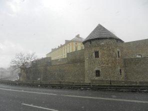 Levoca Town Wall, Slovakia