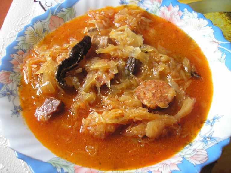 Kapustnica Soup The Incredibly Long Journey