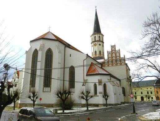 St. James Church, Levoca, Slovakia