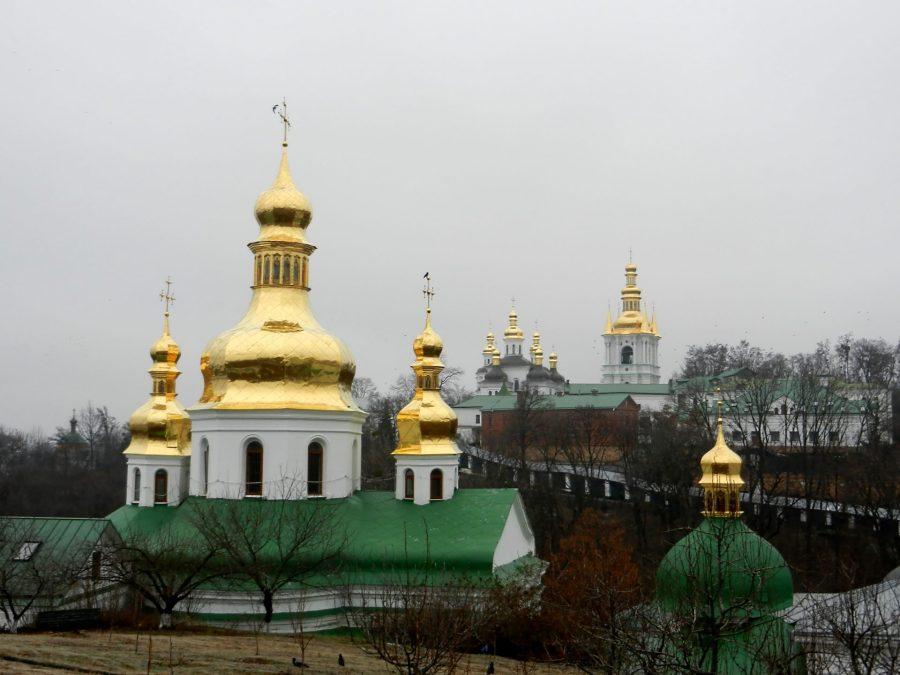 Pechersk Lavra, Kiev