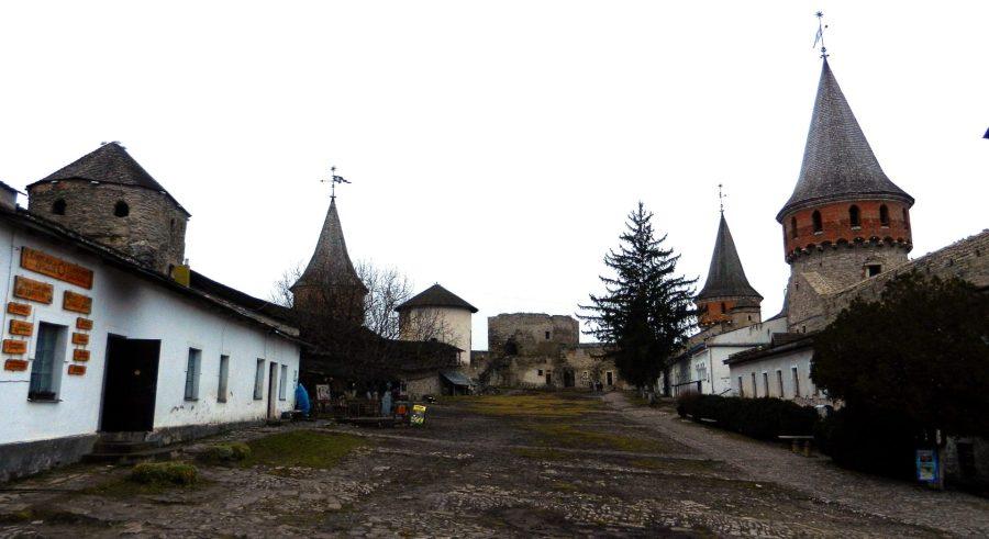 Old Castle, Kamyanets-Podilsky, Ukraine