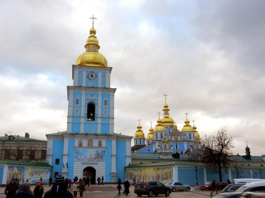 St. Michael's Monastery, Kiev, Ukraine