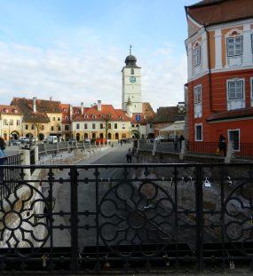 Sibiu, a Saxon Masterpiece