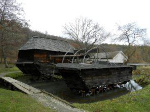Museum of Traditional Folk Civilization, Sibiu, Romania