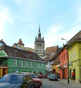 The Medieval Charm of Sighișoara