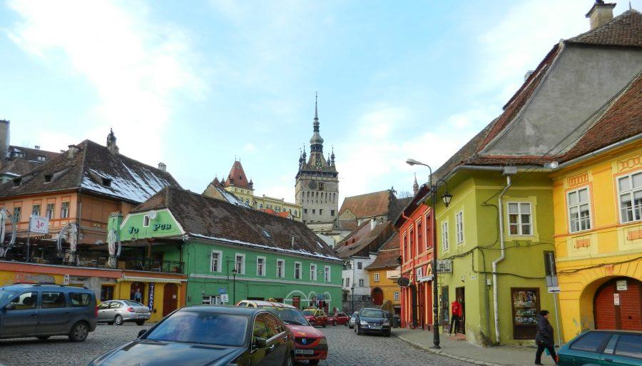 Sighișoara, Transylvania, Romania