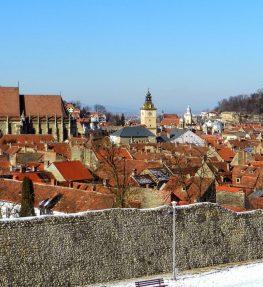 The Idyllic City of Brașov