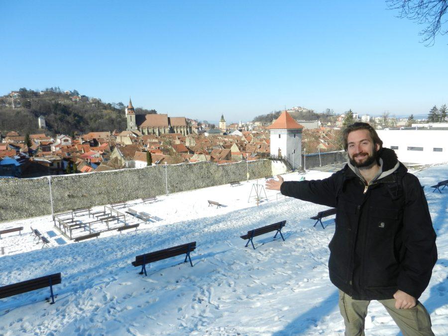 Brasov's Walls, Transylvania, Romania