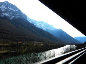 Sarajevo-Mostar train, Bosnia2