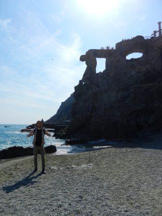 Il Gigante, Monterosso, Cinque Terre, Italy