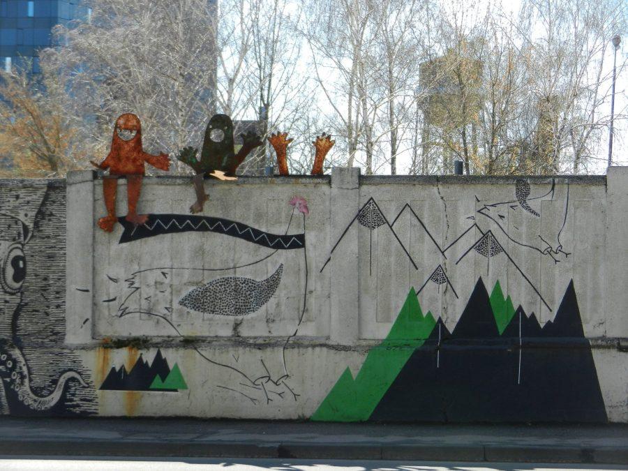 Zagreb Graffiti, Croatia