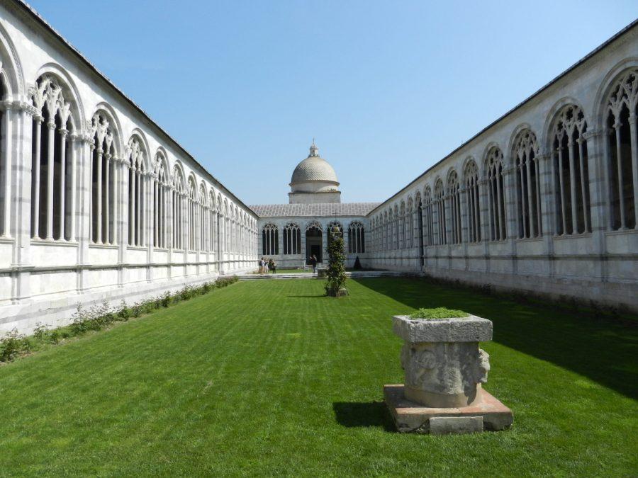 Camposanto Monumentale, Pisa, Italy
