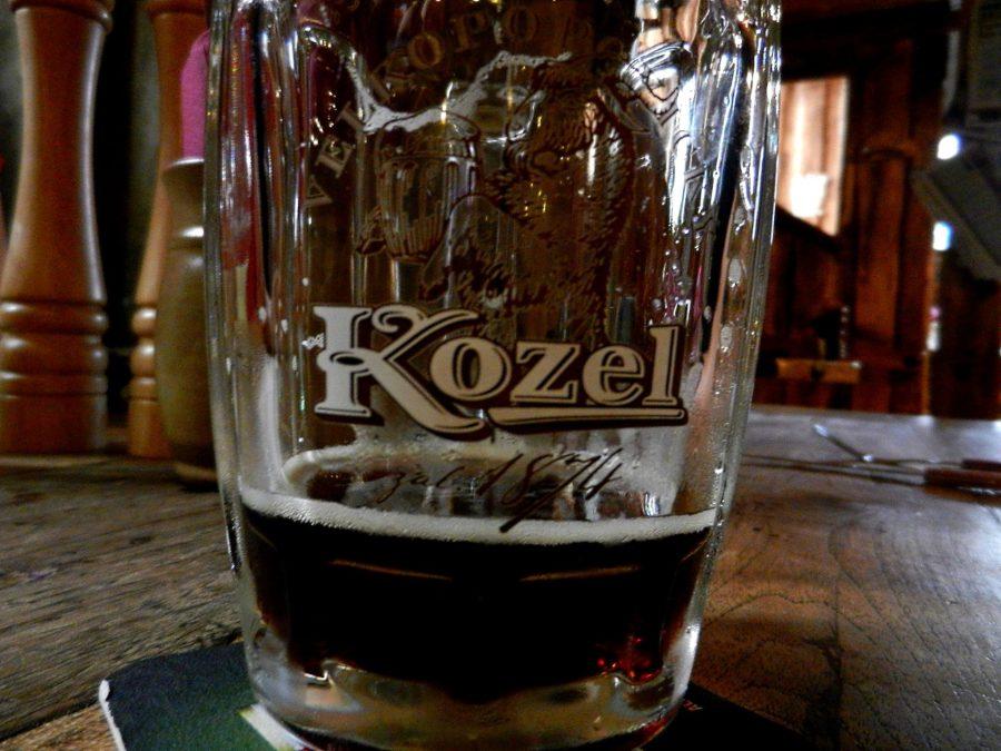 Kozel, Prague, Czech Republic
