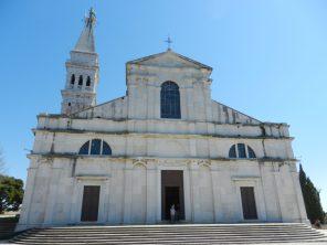 St. Euphemia Church In Rovinj, Croatia