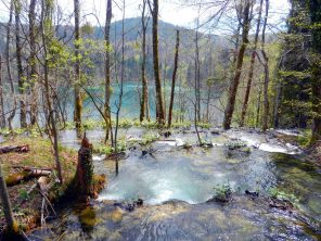 Upper Pools, Plitvici Lakes, Croatia