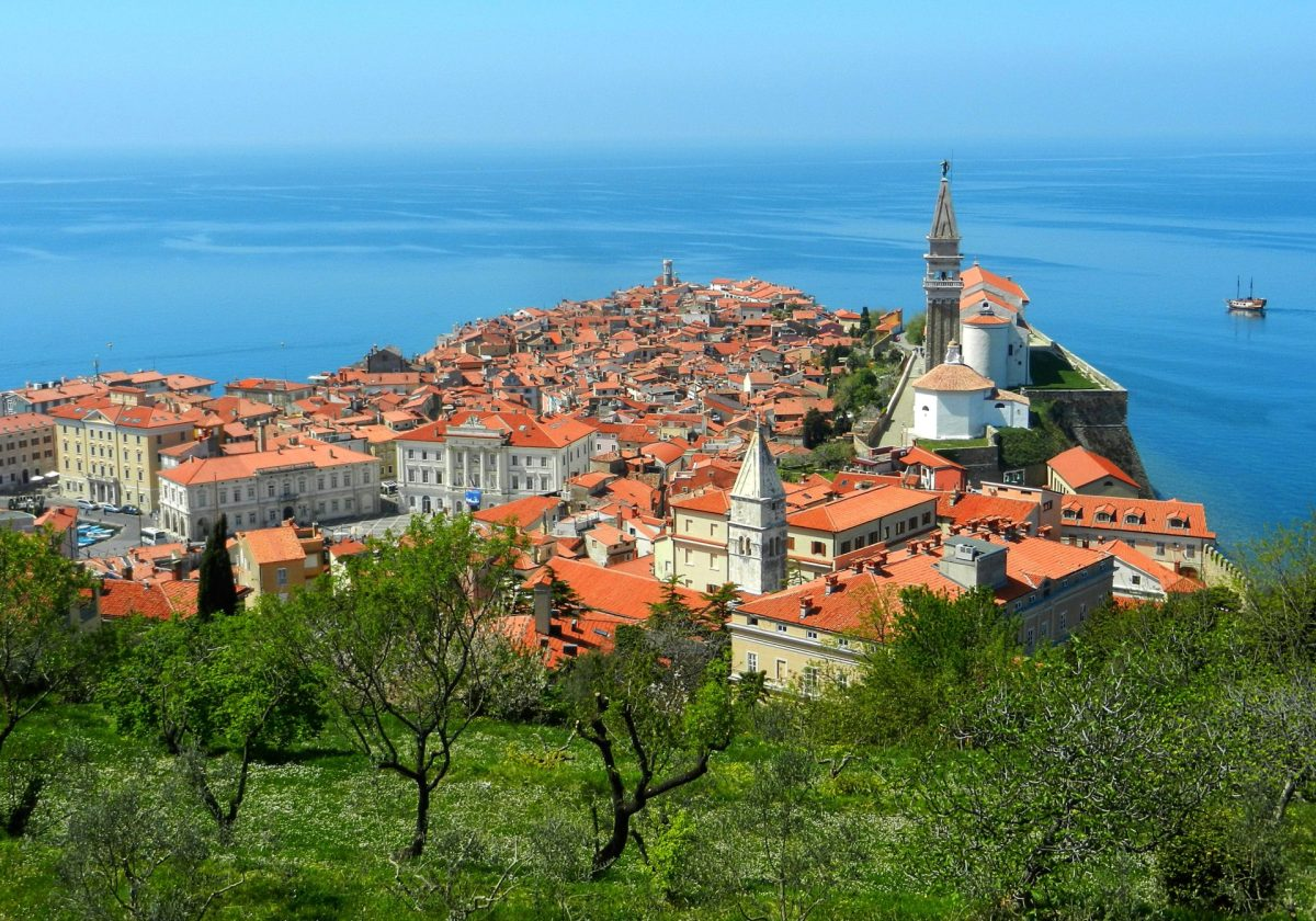 A Seaside Dream in Piran