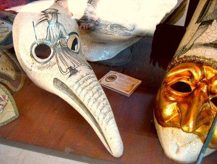 Venice Masks, Venice, Italy