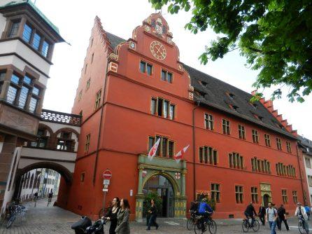 Old town hall, Freiburg