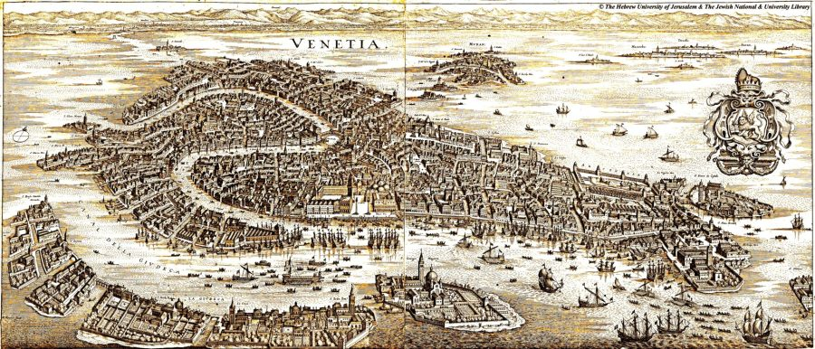 Venice from 1650