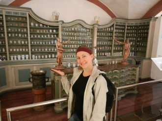 Apothecary Museum, Heidelberg Castle, Germany