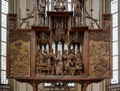 altar-of-holy-blood-rothenburg-germany