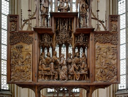 altar-of-holy-blood-rothenburg-germany