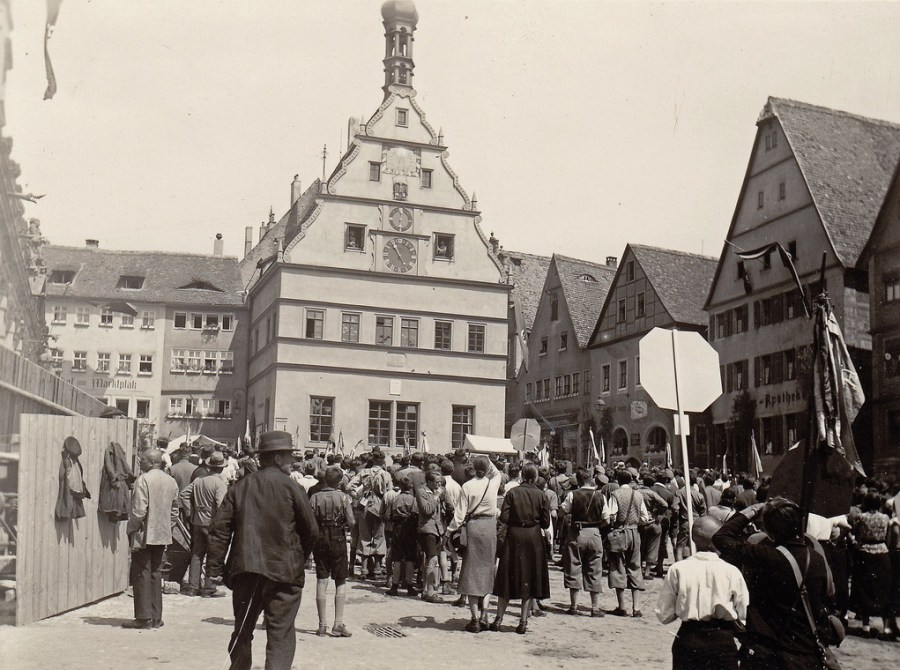 nazi-rally