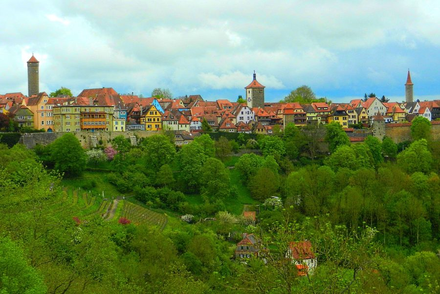 rothenburg-ob-der-tauber-germany