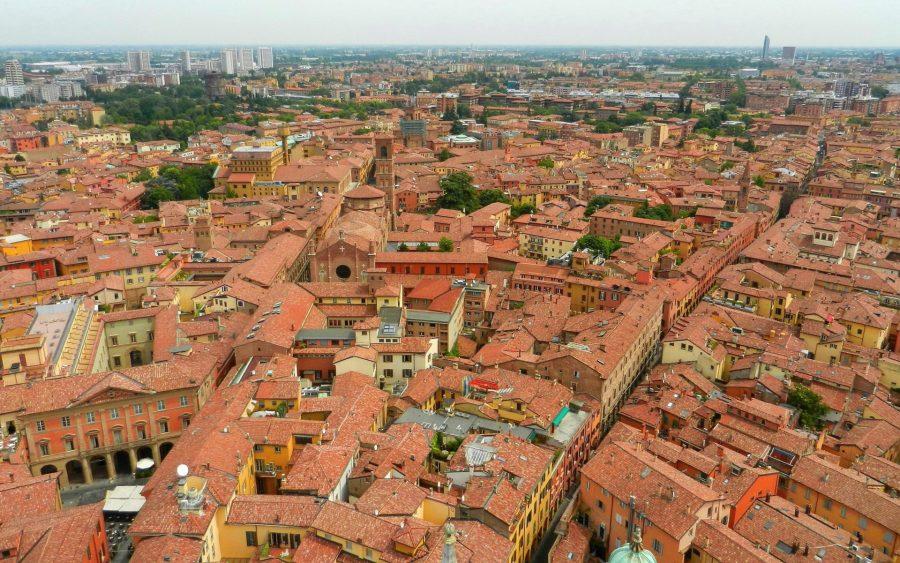 Bologna La Rossa, Italy