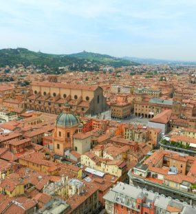 Bologna, City of Many Names