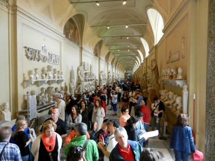 Chiaramonti Museum, Vatican, Italy