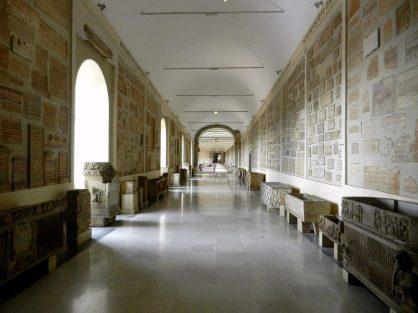 Lapidary Gallery, Vatican, Italy