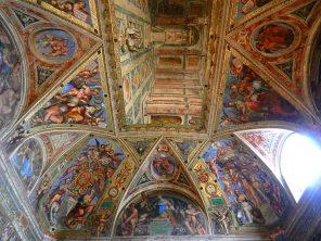Raphael Rooms, Vatican, Rome, Italy