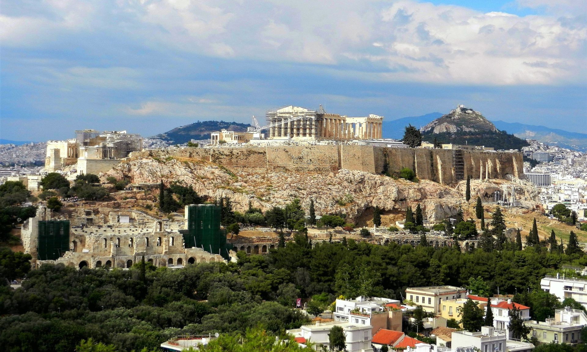 The oldest part of Athens: history, description and interesting facts 30