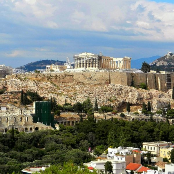 The Ancient Metropolis of Athens