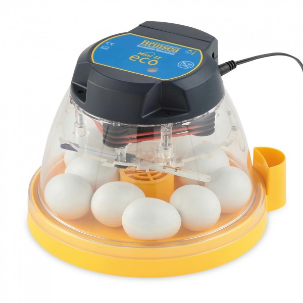 Egg Incubator Brinsea Mini Eco Manual II