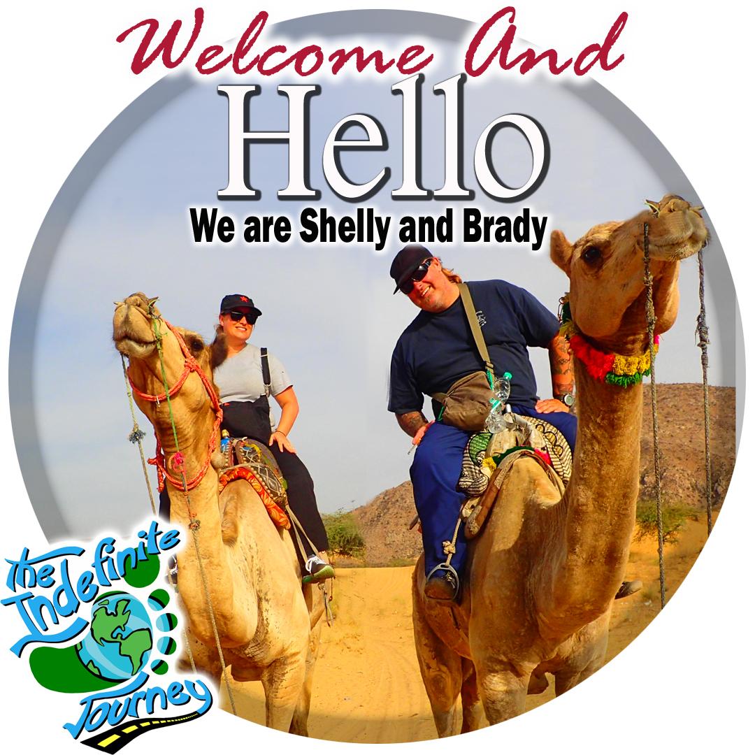 Shelly and Brady