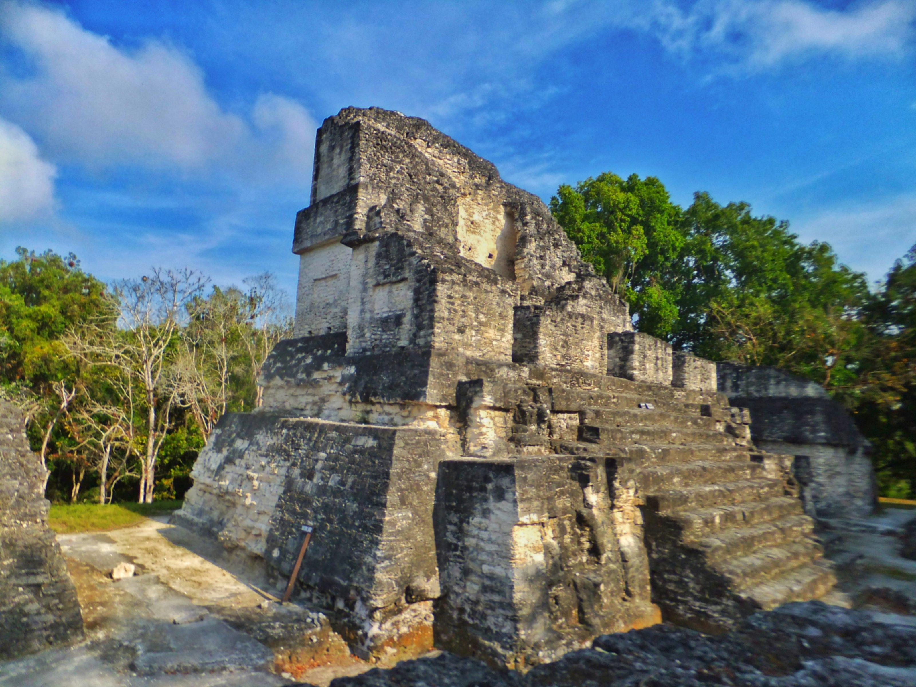 Exploring Tikal
