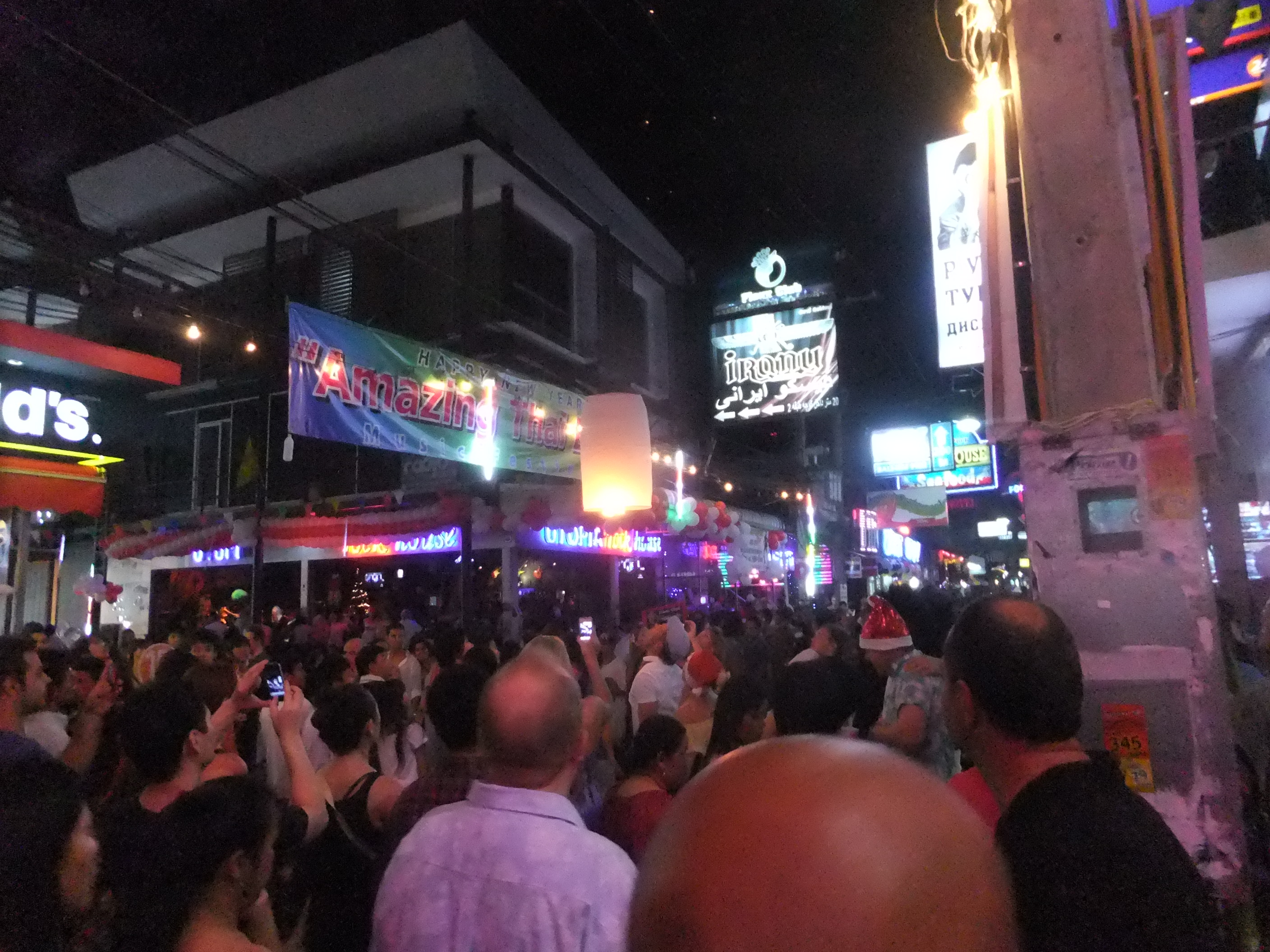Pattaya for New Years Eve