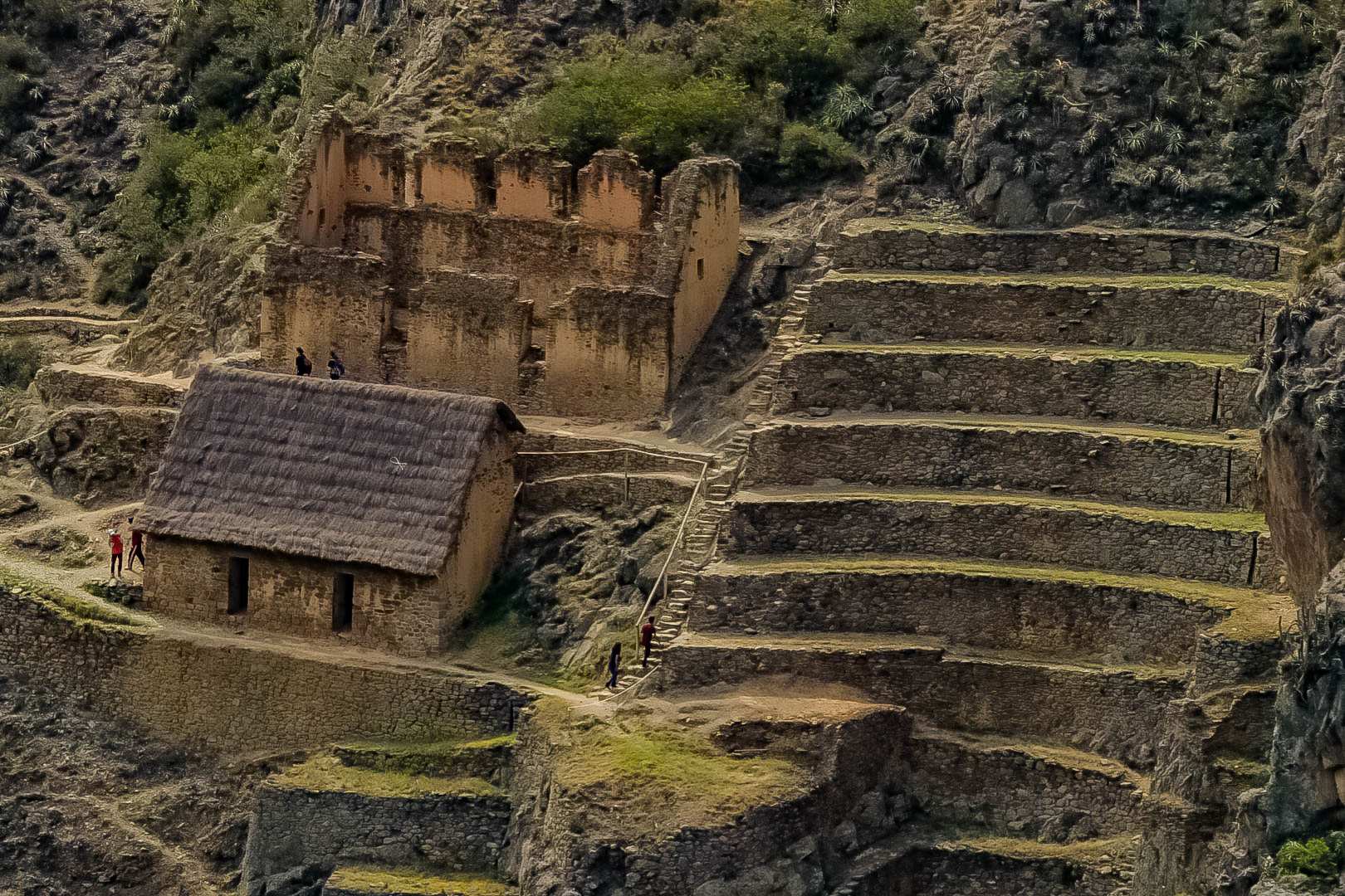 The Sacred Valley and Ollantaytambo