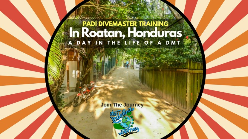 PADI Divemaster Training In Roatan, Honduras - A Day In The Life Of A DMT