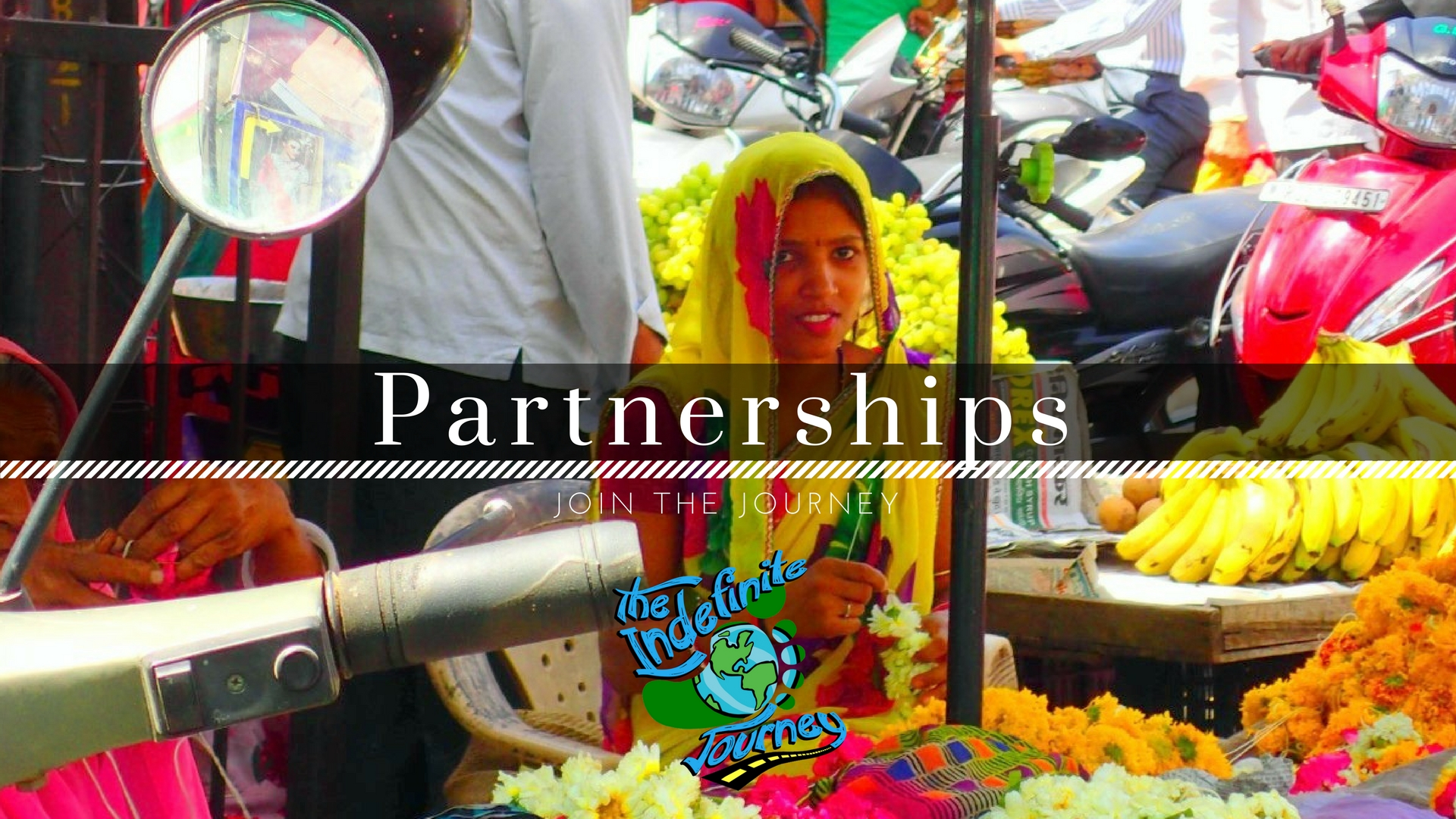 Partnerships - The Indefinite Journey