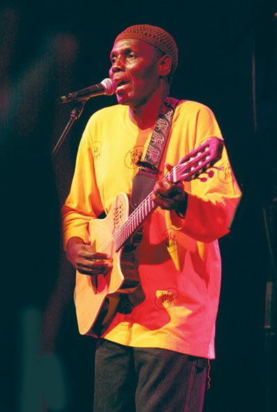 Tuku In Coming Home Show The Zimbabwe Independent