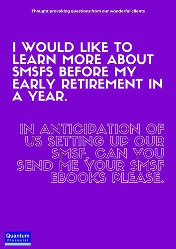 Learn about SMSF